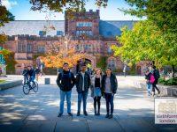 Visiting Princeton University on The NCS Ivy League Preparation Programme Trip