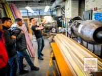 Ivy League Preparation Programme Students Tour MIT's Aeronautics Lab