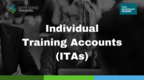 Individual Training Account Splash