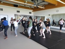 Sixth Sense Self Defence brentwood college workshop