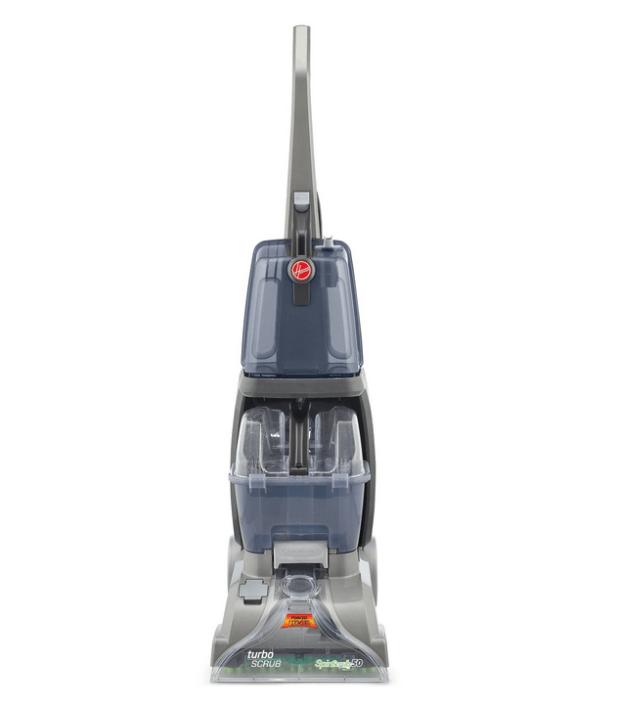 Hoover Turbo Scrub Carpet Washer Brushes Won T Spin Www