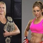 Holly Holm vs. Miesha Tate