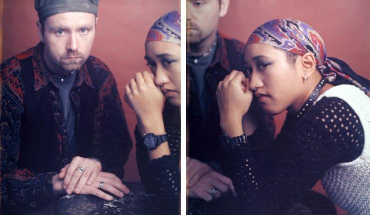Michael and Czerina, 1993.