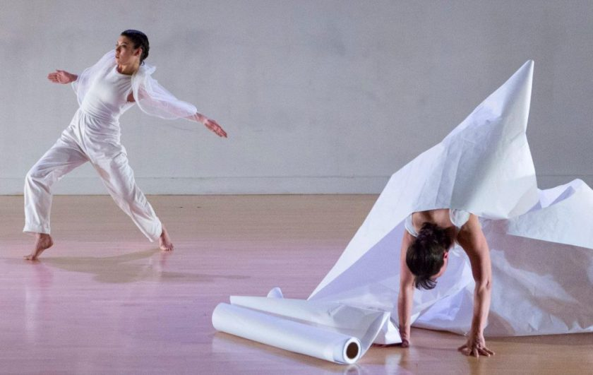 Artists performing at Links Hall. Image courtesy of linkshall.org