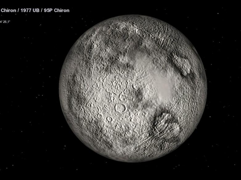 Image: Planet Chiron.