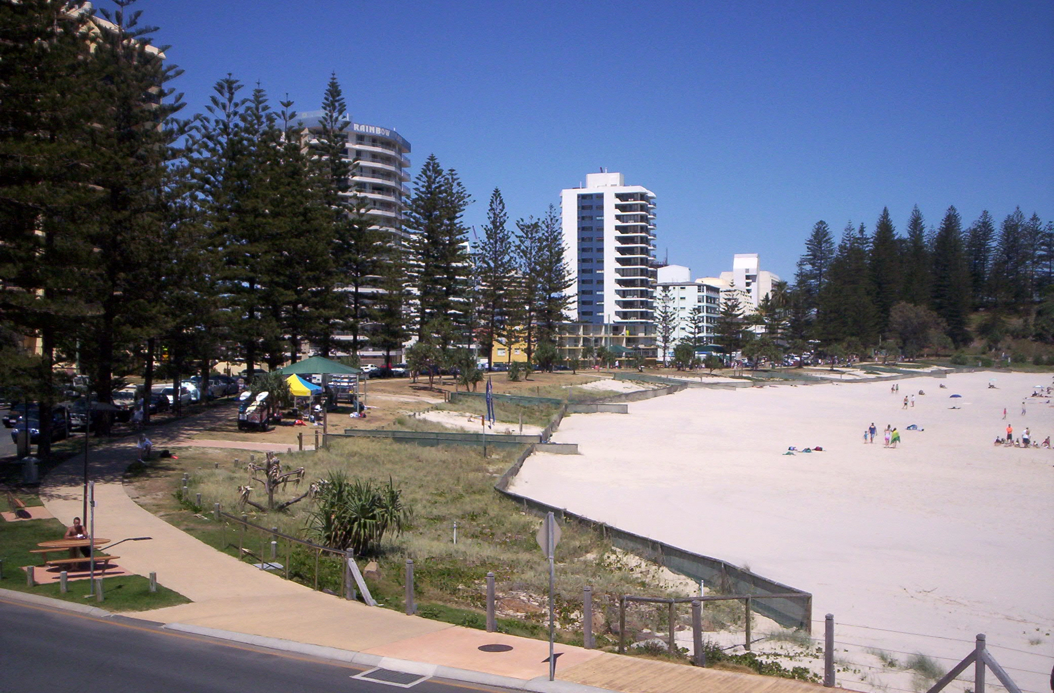 BACK THEN 2006 RAINBOW BAY