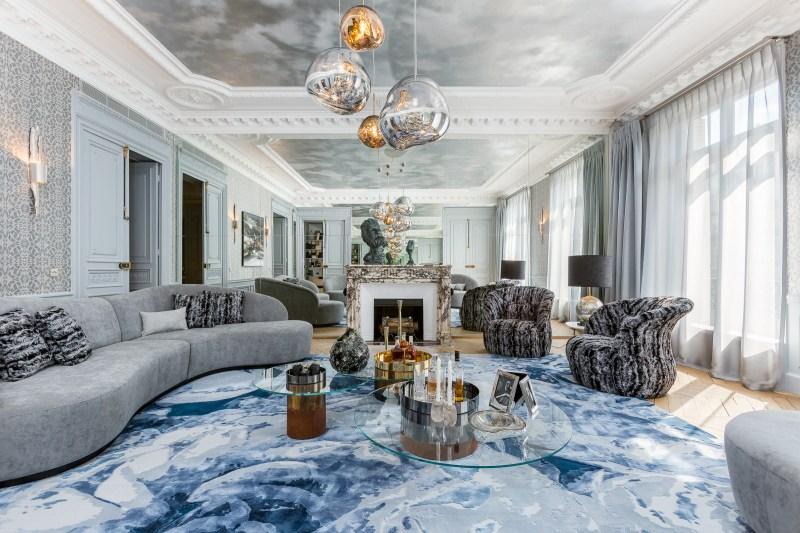 Mathieu Fiol's images of beautiful Parisian interiors