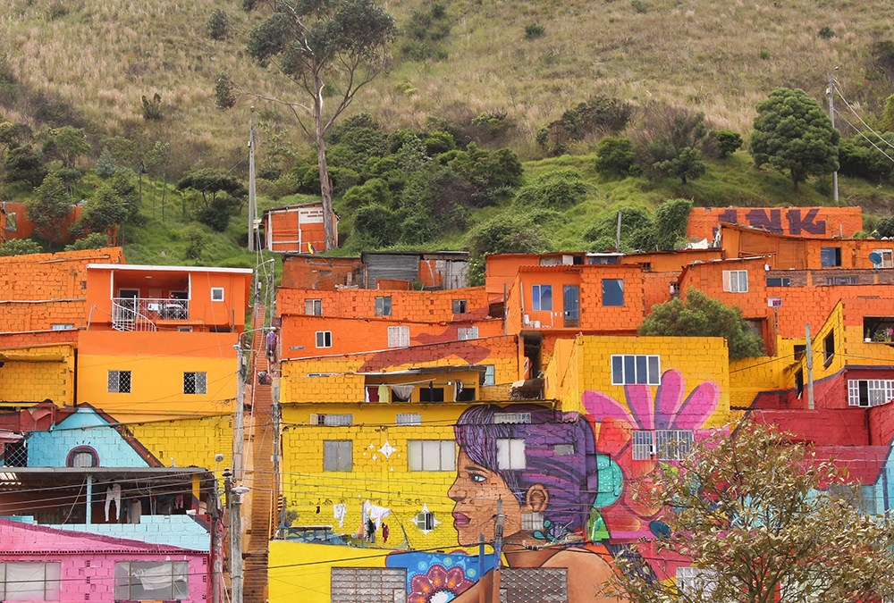24 Hours in Bogotá, with a Local Street-Art Expert as Guide