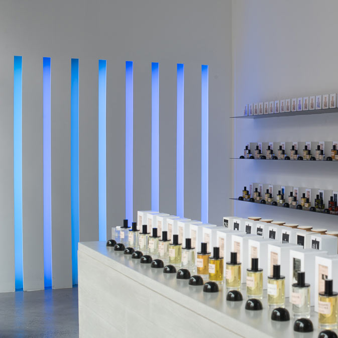 D.S. & Durga on Injecting Edge into Perfume and Their New, Brutalist-Inspired Flagship Store