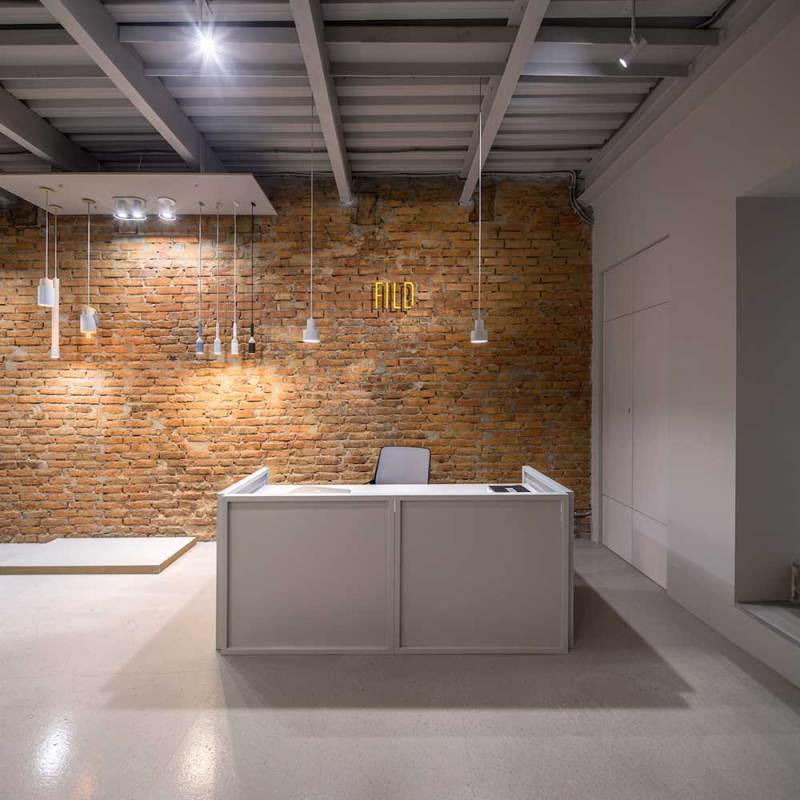 Thanks to Light and Interior Design Duo FILD, Minimalism Is Shining Anew in Ukraine