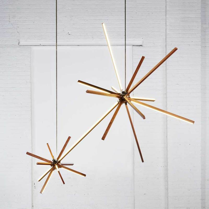 Shedding Light on Stickbulb's Sustainable, Work-of-Art Fixtures