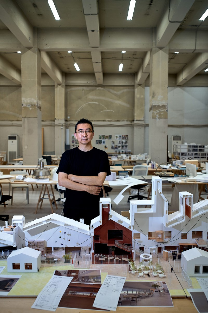 "Architect Sou Fujimoto Takes Us Inside His ""Formless Forms"""