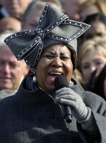 Inauguration Arethas Hat