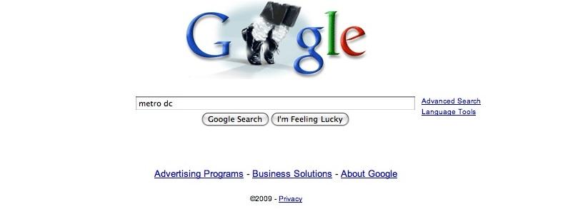 mj google holiday