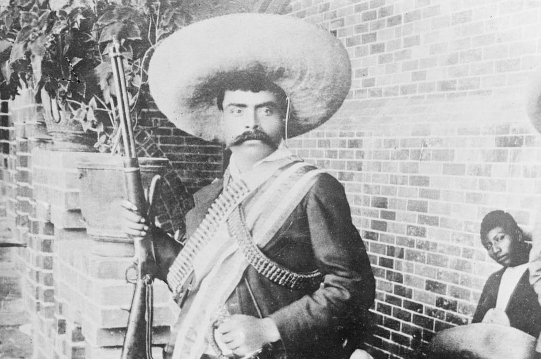 Meksika Devriminin öne çıkan isimlerinden Emiliano Zapata