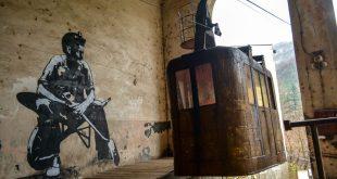 İstanbul'dan Chiatura'ya: Stalin'in Teleferiği