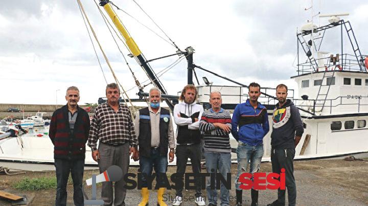 Sel felaketinin yaşandığı bozkurt'ta balıkçılar 'vira bismillah' diyemedi