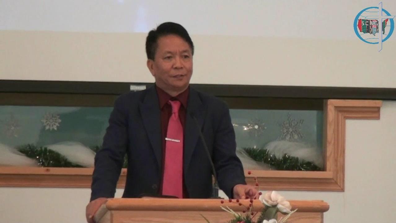 Triple – Rev. Cin Sian Pau (Bible Study)