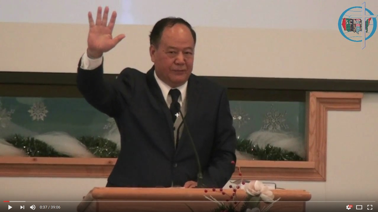 Alpha & Omega – Rev. Kip Thian Pau