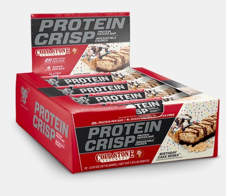 Bsn Syntha 6 Protein Crisp Bars Cold Stone Birthday Cake 12 Bars 12 99 W Dps10 Coupon Code