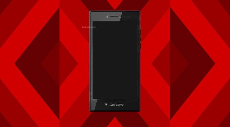 BlackBerry Leap Screen