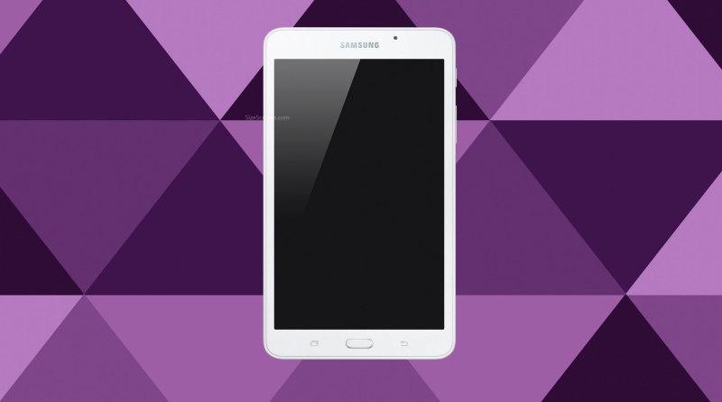 Samsung Galaxy Tab A (7.0) Screen