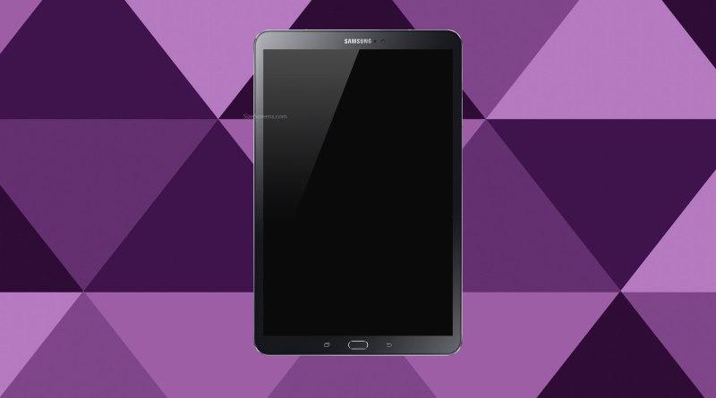 Samsung Galaxy Tab A (10.1) Screen