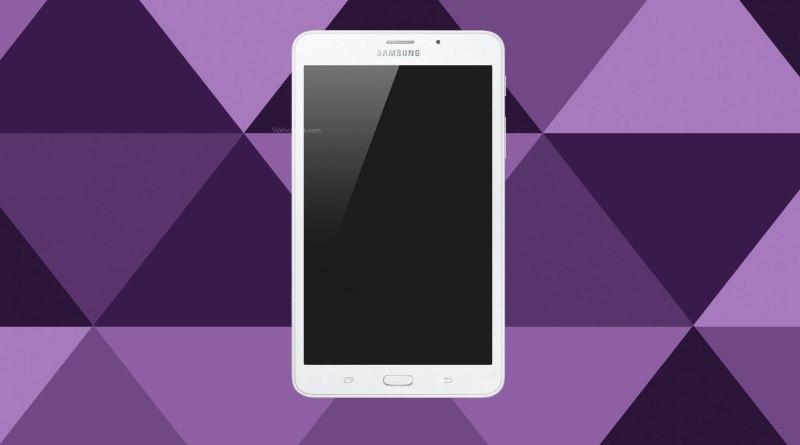 Samsung Galaxy Tab J Screen