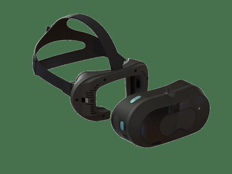Goggles for Public VR 1