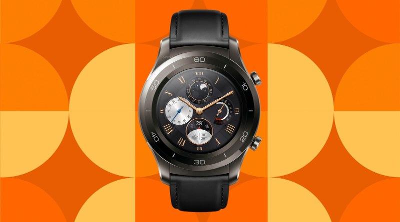Huawei Watch 2 Classic Screen