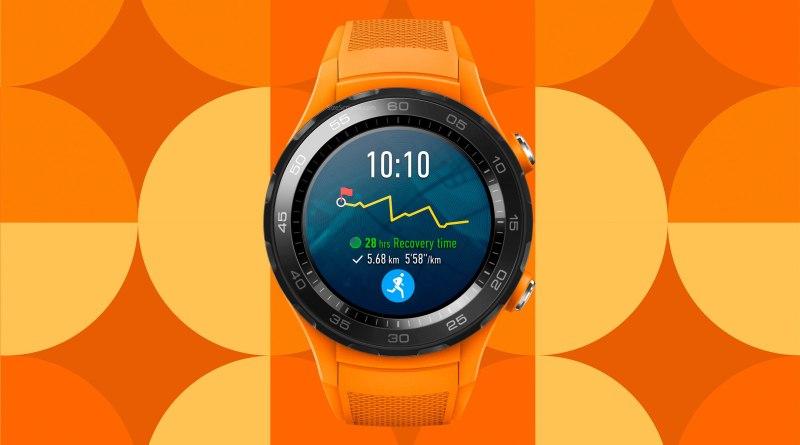 Huawei Watch 2 Screen
