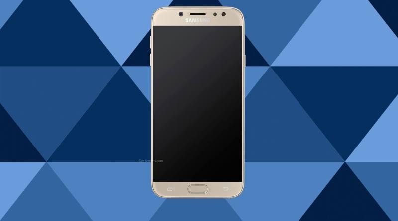 Samsung Galaxy J7 2017 Screen