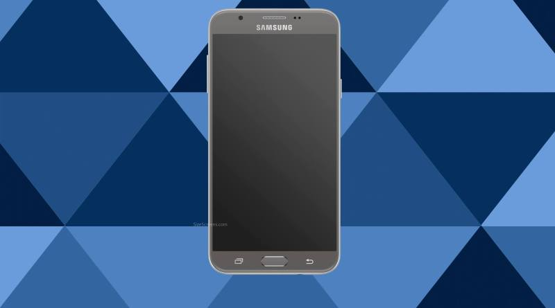 Samsung Galaxy J7 V Screen
