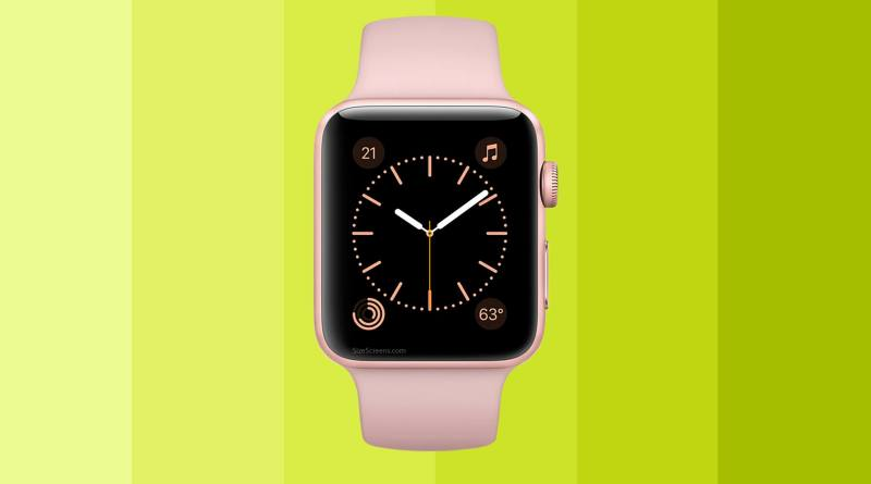 Apple Watch Series 1 Screen