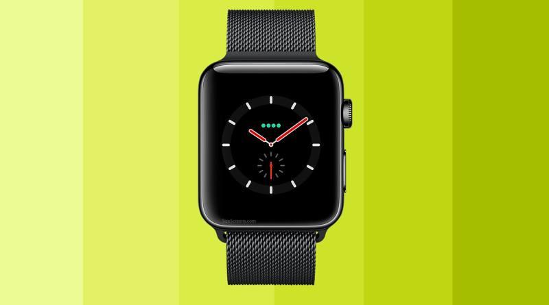 Apple Watch Series 3 Screen