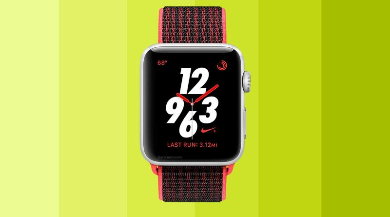 Apple Watch Watch Nike+ Series 3
