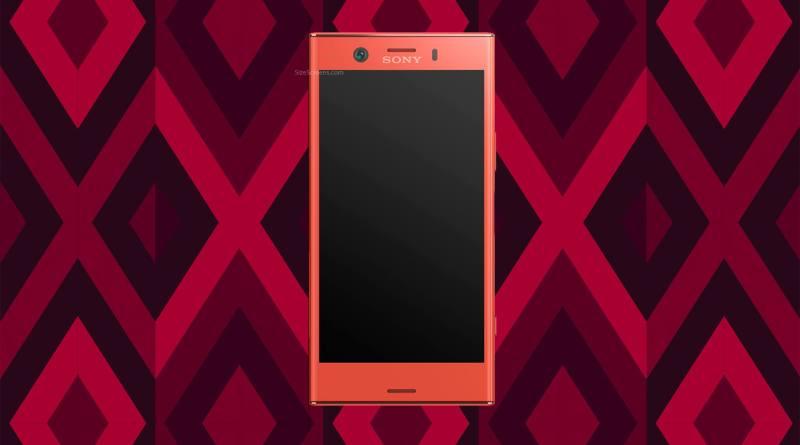 Sony Xperia XZ1 Compact Screen