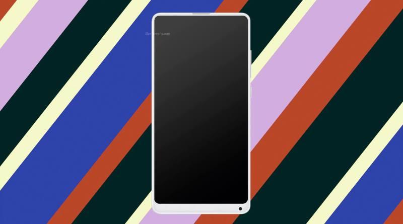 Xiaomi Mi Mix 2 Screen