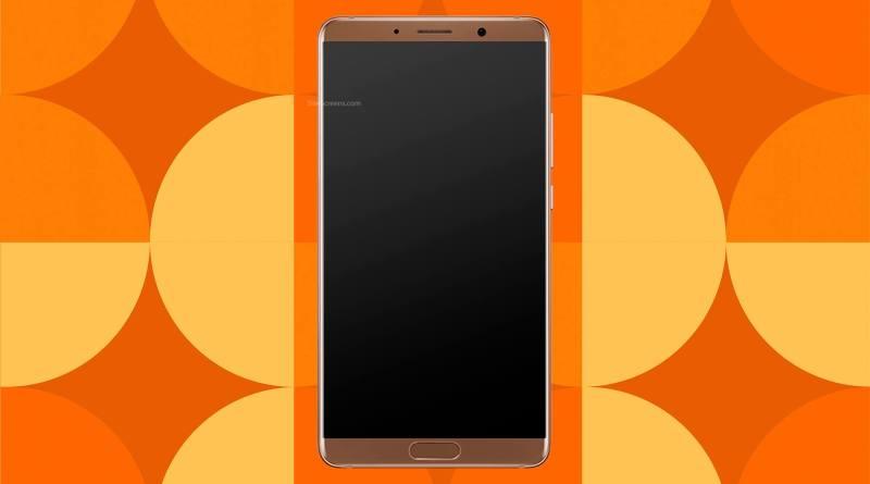 Huawei Mate 10 Screen