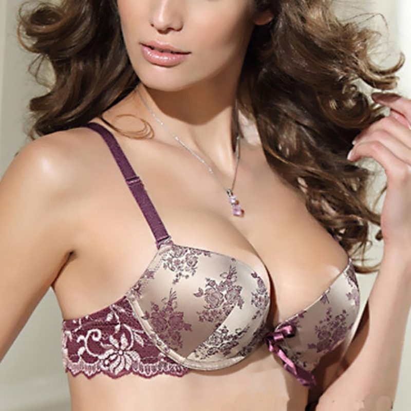 sizzle intimates lingerie push and bra and panty set
