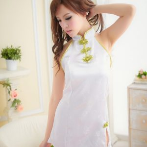 Cosplay Backless Babydoll Sleepwear