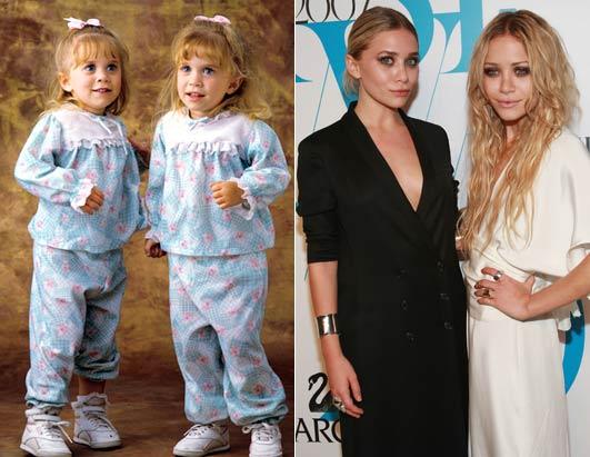 How do you prefer your Olsens?
