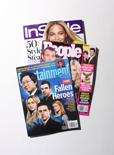 Our chances of working for one of these mags are disappearing by the day.