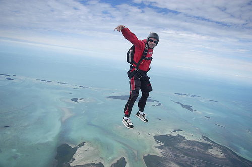 1 Skydiving pictures - 20 Awesome Skydiving Pictures