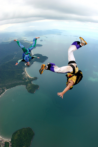 11 Skydiving pictures - 20 Awesome Skydiving Pictures