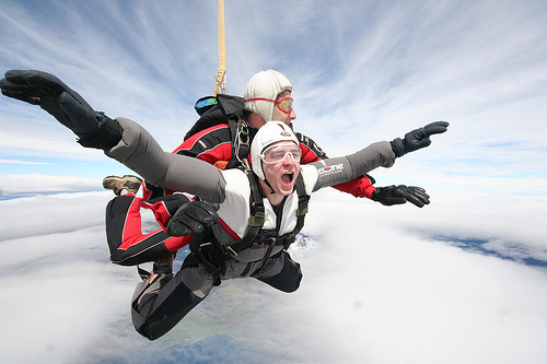 13 Skydiving pictures - 20 Awesome Skydiving Pictures