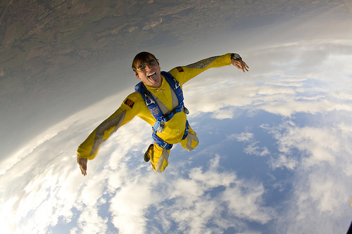 19 Skydiving pictures - 20 Awesome Skydiving Pictures