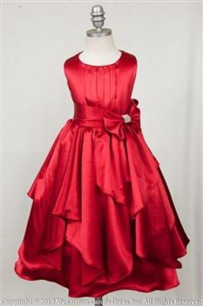 abce76664c620dedd62875ce592680cf - Red Flower Girl Dresses