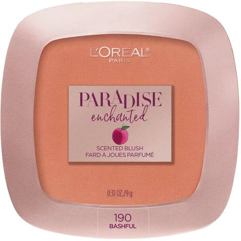loreal paris paradise enchanted blush - Back to School Makeup for Your Back to School Budget