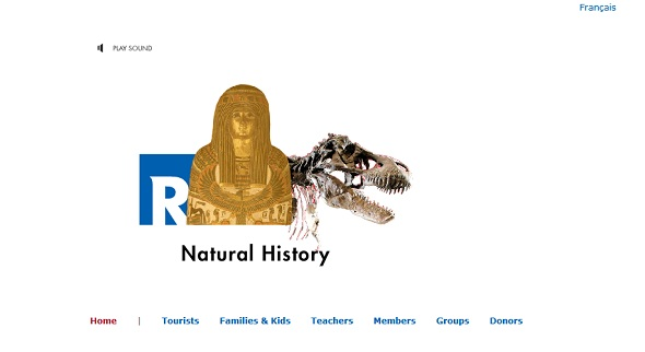 12 royal onatio museum - 40 Best Websites of Museums Quotes For Your Inspiration